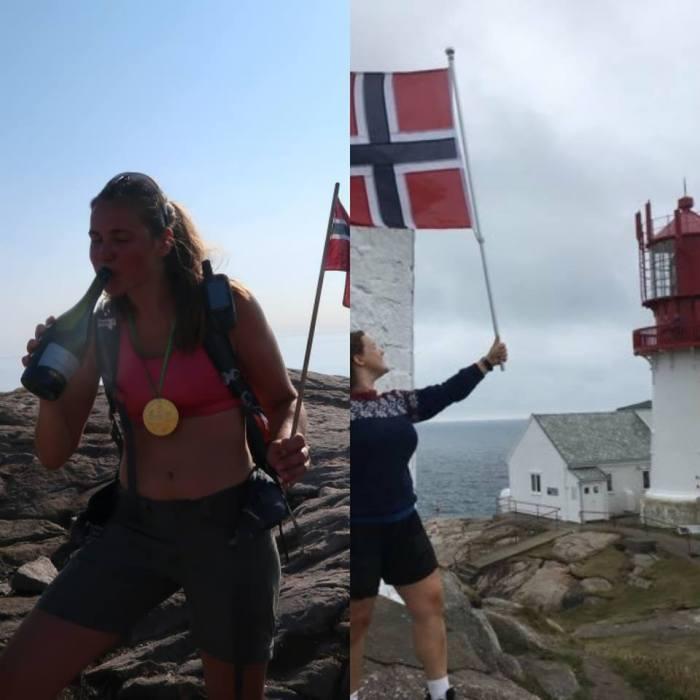 Bedre sent enn aldri. Siste del av Norge på langs, og en oppsummering av dethele.
